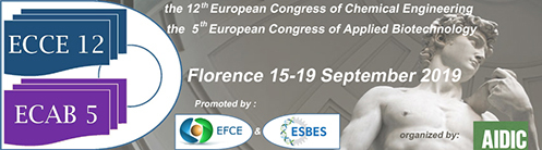 12th European Congress of Chemical Engineeing / 5th European Congress of Applied Biotechnology