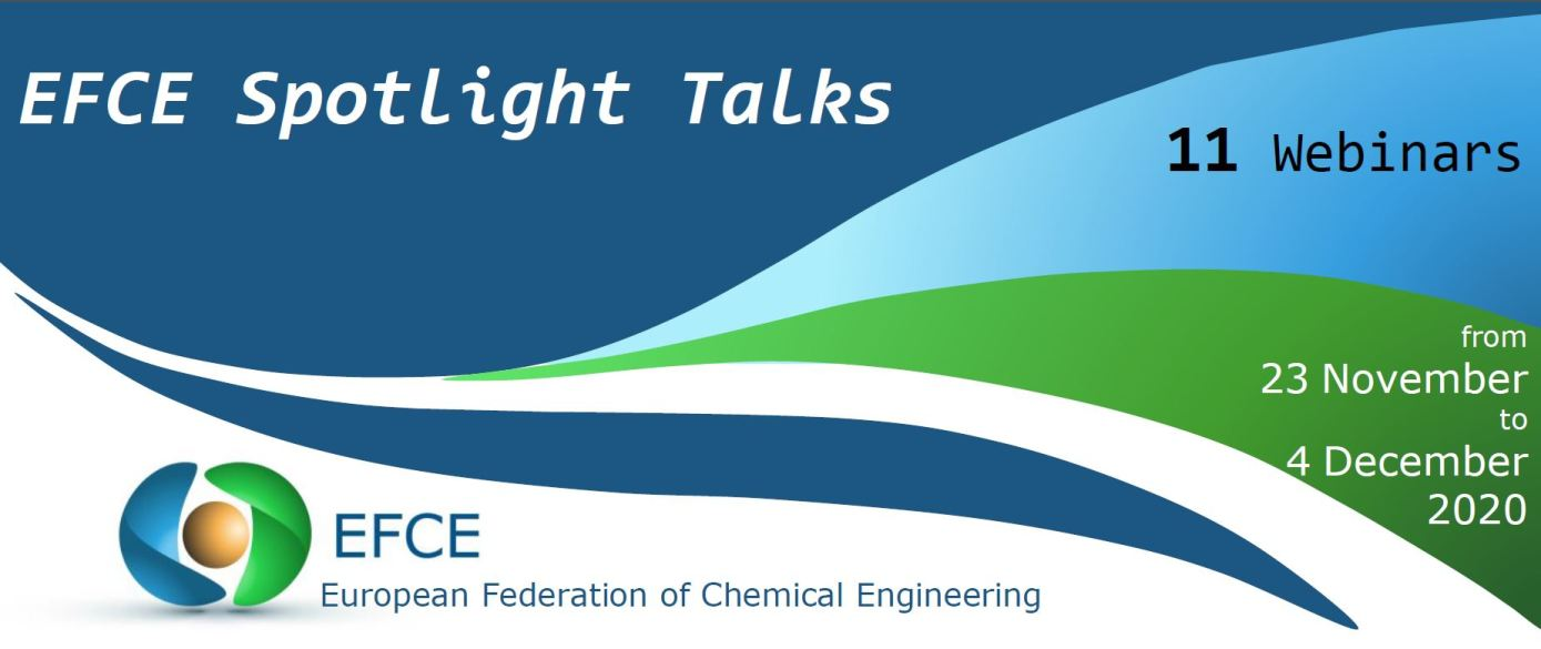 EFCE Spotlight Talks header