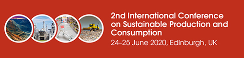 2nd International Conference on Sustainable Production and Consumption